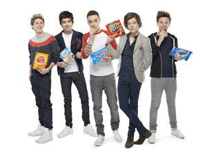 Oreo One Direction Cross-Country Tour