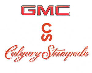 GMC at the Calgary Stampede