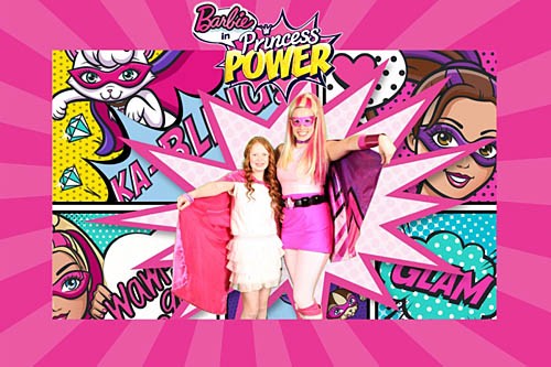 Barbie Photo Activation