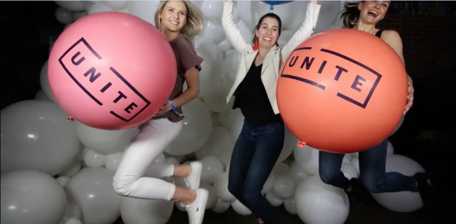 Shopify Unite 180 Degree Event Photo Booth - GIF Sharing